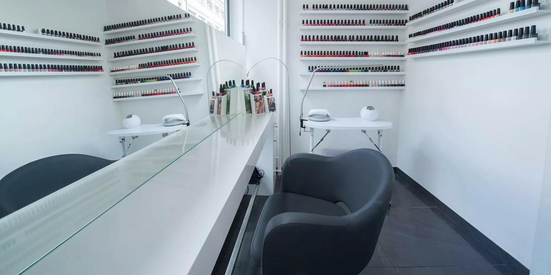 Photo du salon de coiffure Nuances à Genève